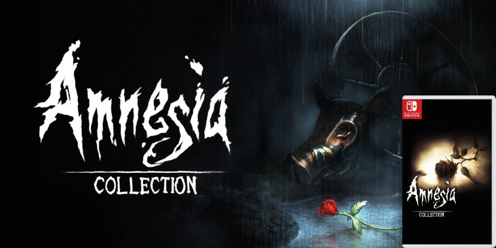 AMNESIA COLLECTION 🎮 SWITCH ROM NSP