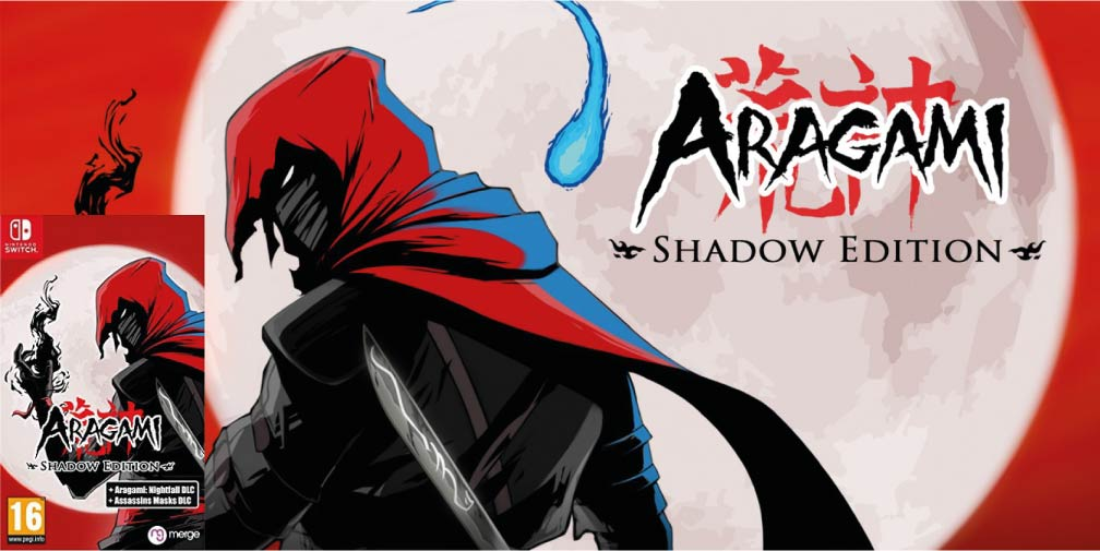 ARAGAMI: SHADOW EDITION 🎮 SWITCH ROM NSP