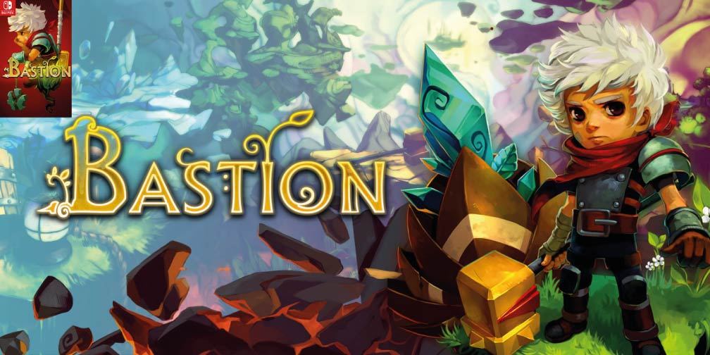 BASTION 🎮 NINTENDO SWITCH ROM NSP