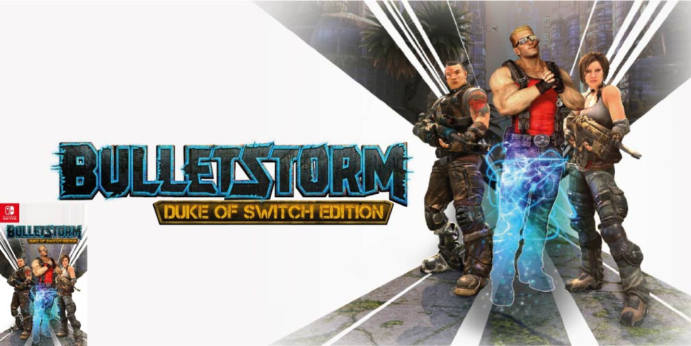 BULLETSTORM DUKE OF SWITCH EDITION 🎮 ROM NSP