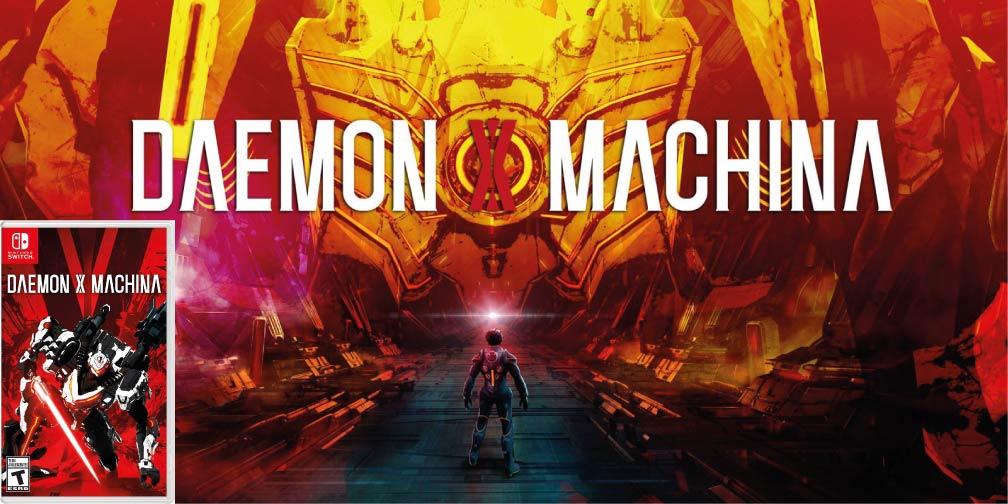 DAEMON X MACHINA 🎮 SWITCH ROM NSP