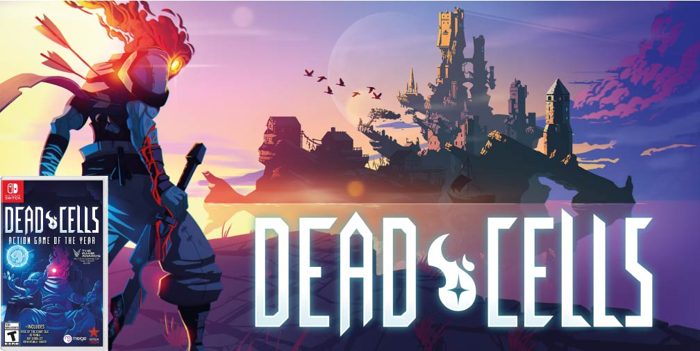 DEAD CELLS 🎮 SWITCH ROM NSP