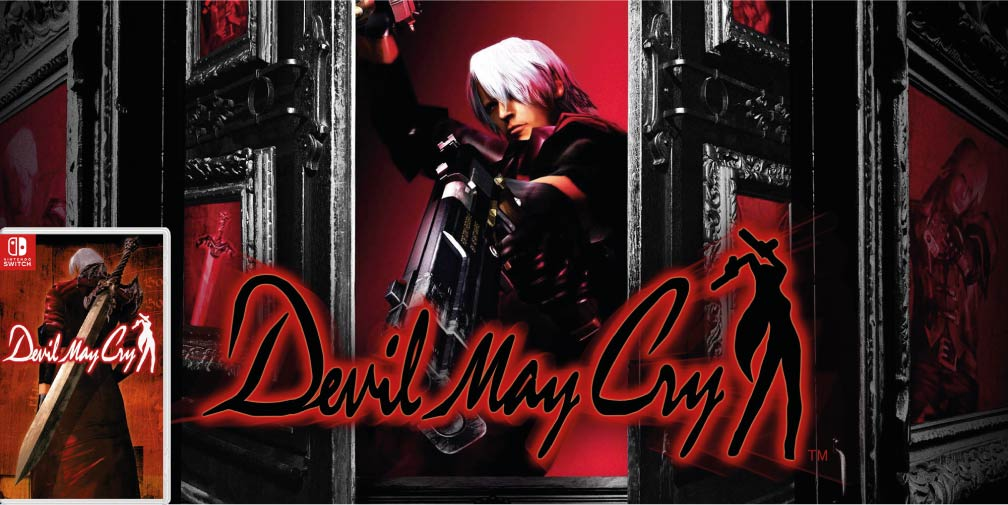 DEVIL MAY CRY 🎮 NINTENDO SWITCH ROM NSP