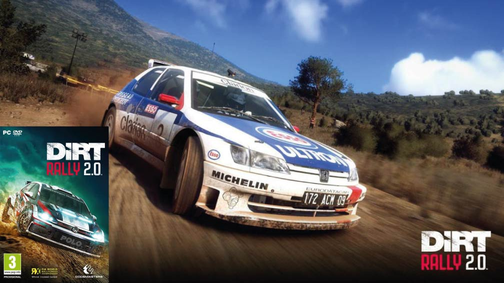 DIRT RALLY 2.0 🎮 JUEGO COMPLETO PC DESCARGA