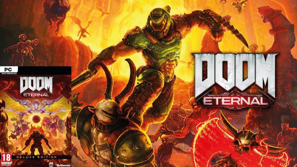 DOOM ETERNAL 🎮 JUEGO COMPLETO PC DESCARGA