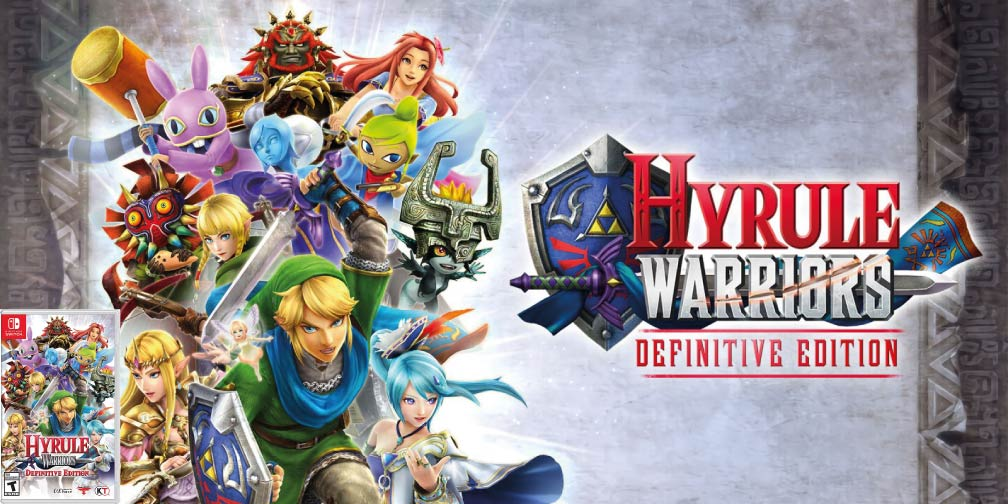 HYRULE WARRIORS 🎮 SWITCH ROM NSP
