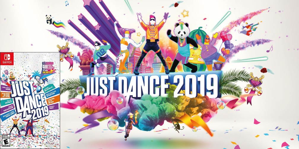 JUST DANCE 2019 🎮 NINTENDO SWITCH ROM NSP
