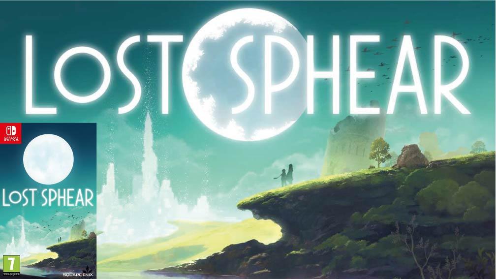 LOST SPHEAR 🎮 SWITCH ROM NSP