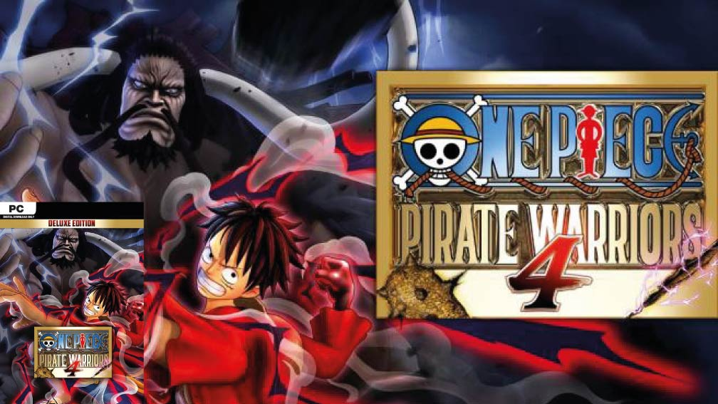 ONE PIECE PIRATE WARRIORS 4 🎮 JUEGO COMPLETO PC