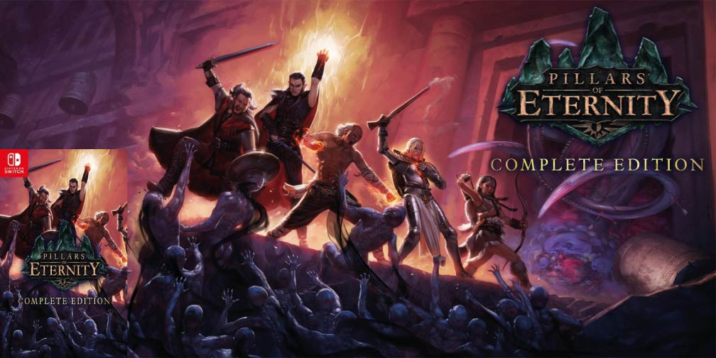 PILLARS OF ETERNITY 🎮 SWITCH ROM NSP