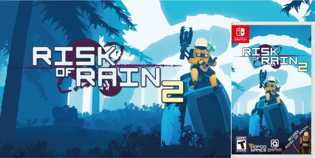 RISK OF RAIN 2 🎮 NINTENDO SWITCH ROM NSP