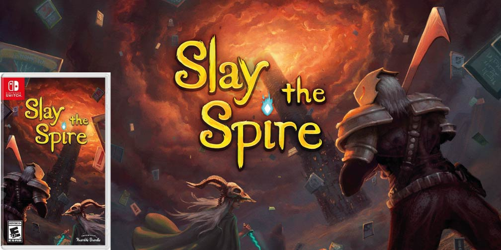 SLAY THE SPIRE 🎮 NINTENDO SWITCH ROM NSP