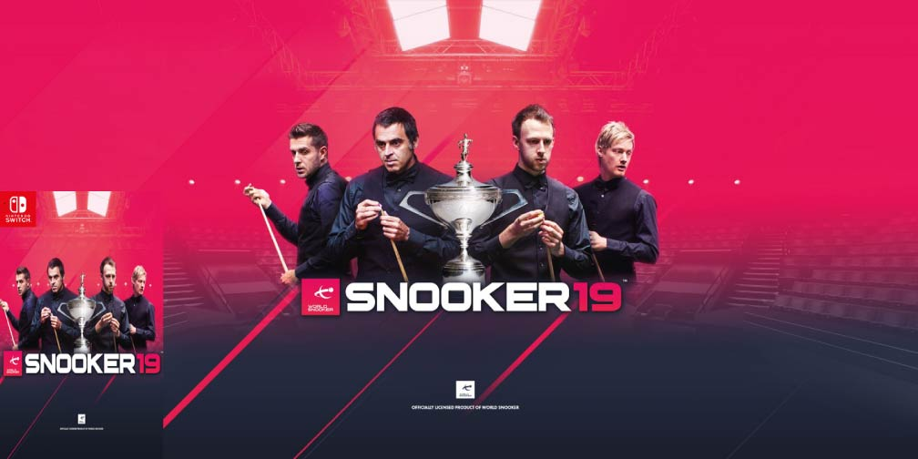 SNOOKER 19 🎮 NINTENDO SWITCH ROM NSP