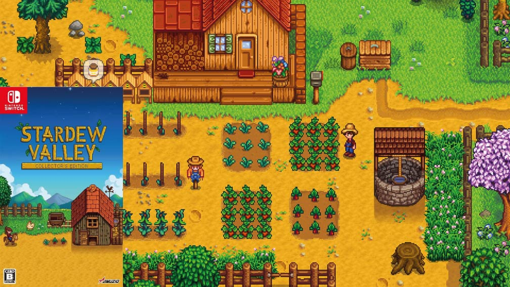 STARDEW VALLEY 🎮 NINTENDO SWITCH ROM NSP