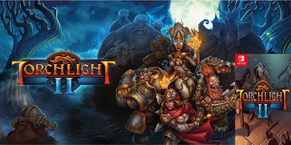 TORCHLIGHT 2 🎮 NINTENDO SWITCH ROM NSP