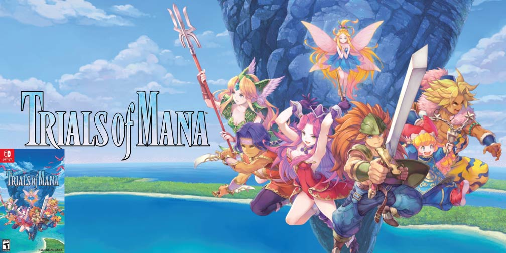 TRIALS OF MANA 🎮 NINTENDO SWITCH ROM NSP