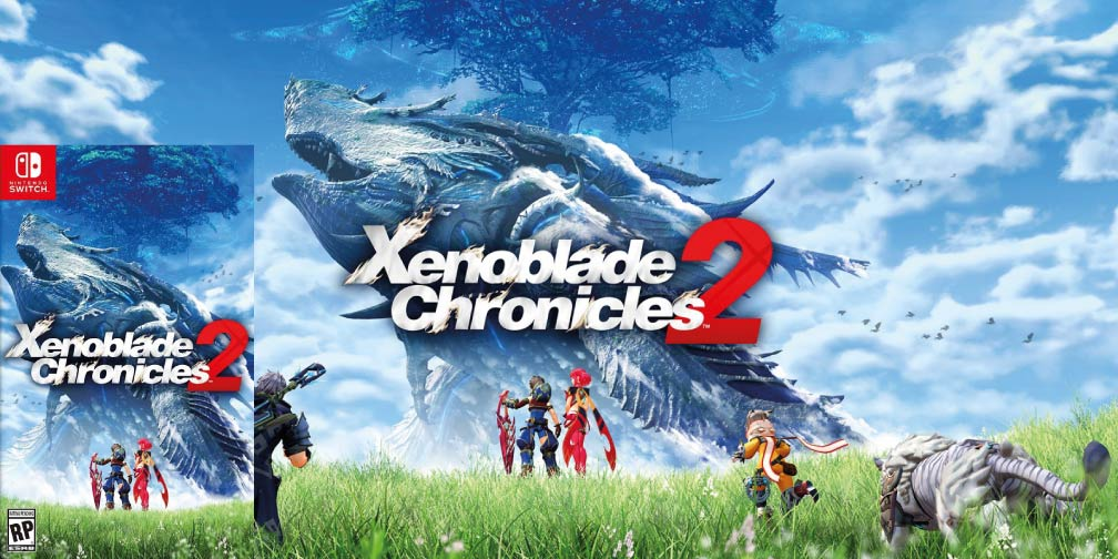 XENOBLADE CHRONICLES 2 🎮 SWITCH ROM NSP