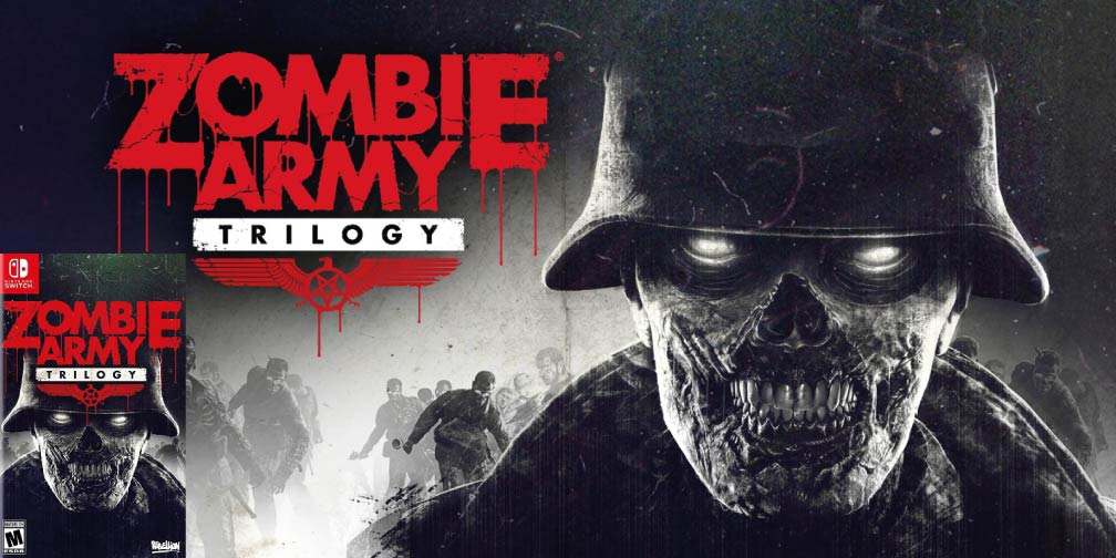 ZOMBIE ARMY TRILOGY SWITCH