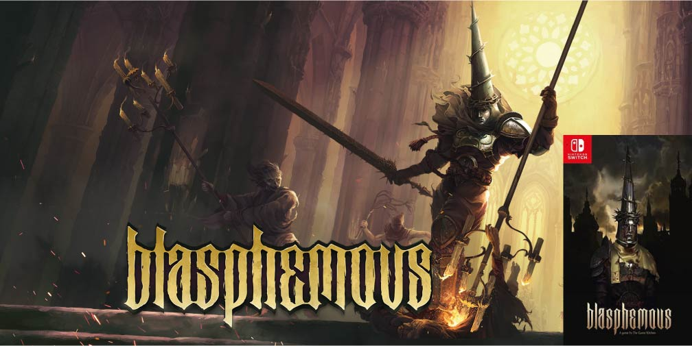 BLASPHEMOUS 🎮 SWITCH ROM NSP