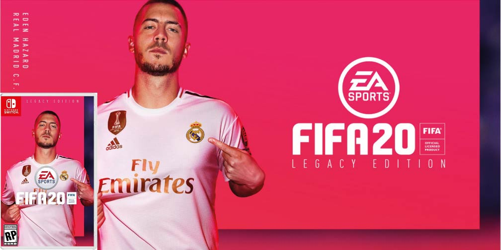 FIFA 20 🎮 NINTENDO SWITCH ROM NSP