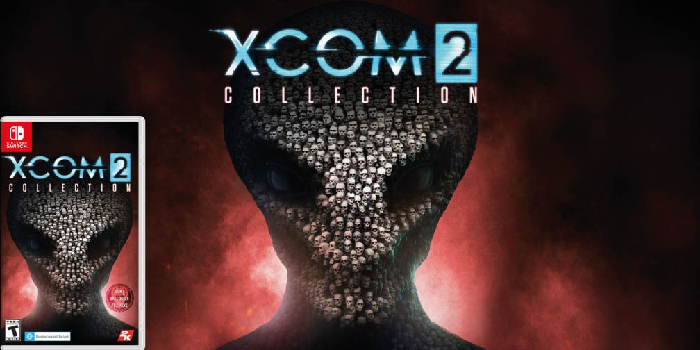 XCOM 2 COLLECTION 🎮 SWITCH ROM NSP-XCI