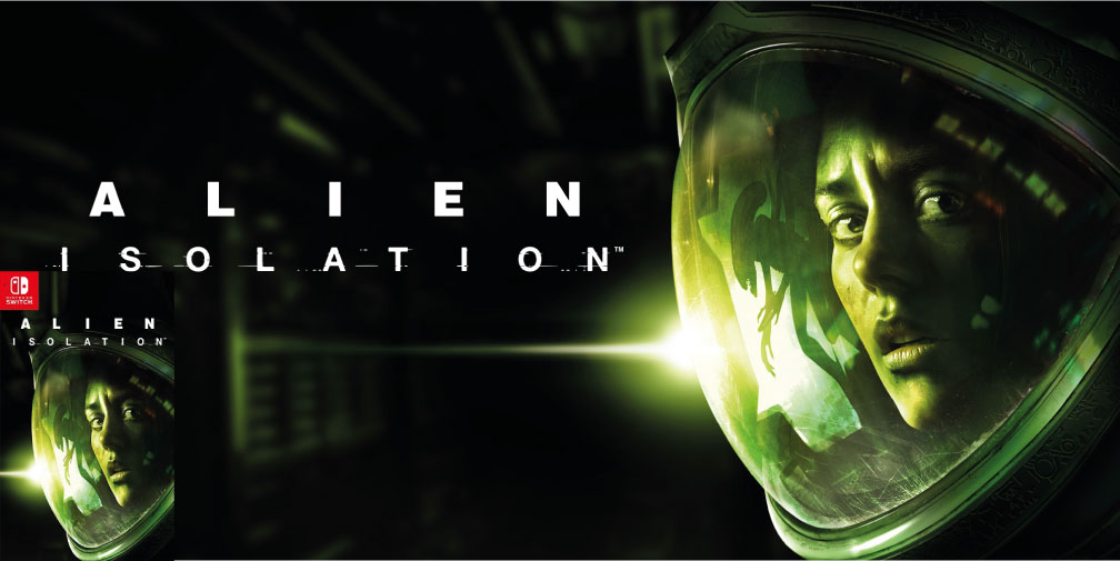 ALIEN ISOLATION 🎮 SWITCH ROM
