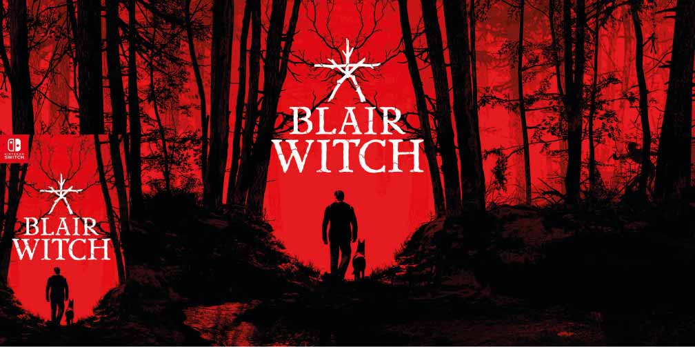 BLAIR WITCH 🎮 SWITCH ROM NSP