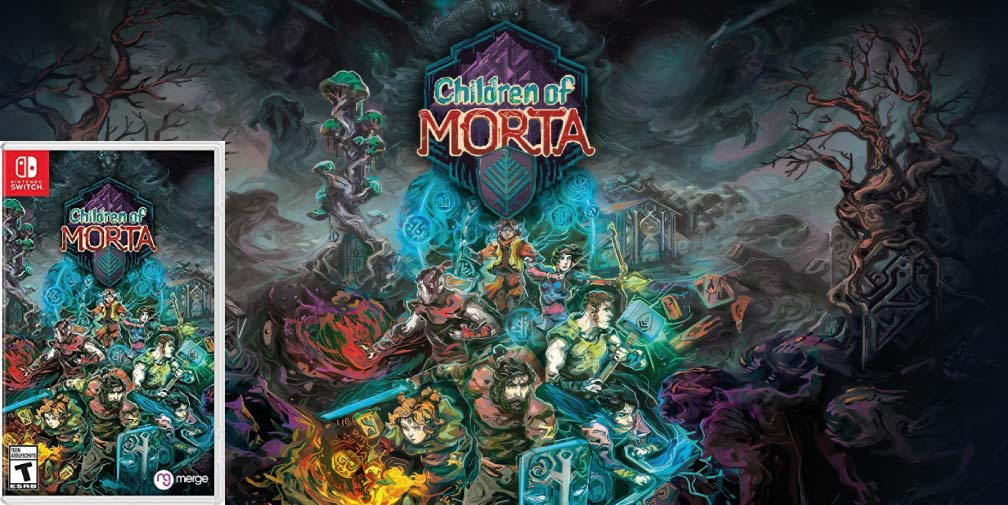CHILDREN OF MORTA 🎮 SWITCH ROM