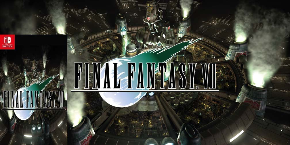 FINAL FANTASY 7 🎮 SWITCH ROM
