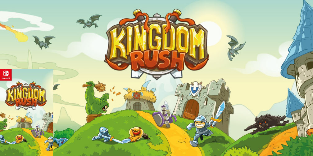 KINGDOM RUSH 🎮 SWITCH ROM