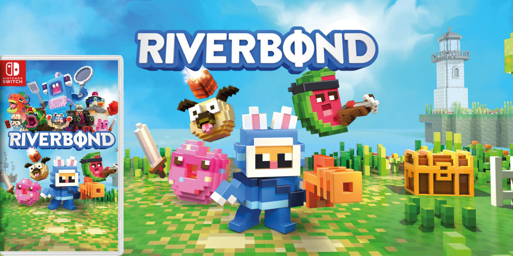 RIVERBOND 🎮 NINTENDO SWITCH ROM