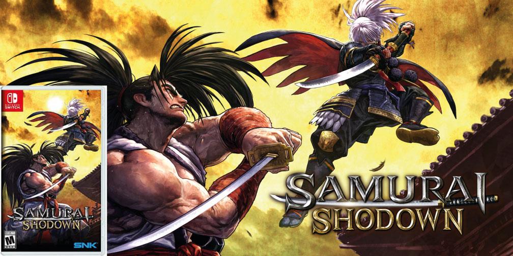 SAMURAI SHODOWN 🎮 SWITCH ROM