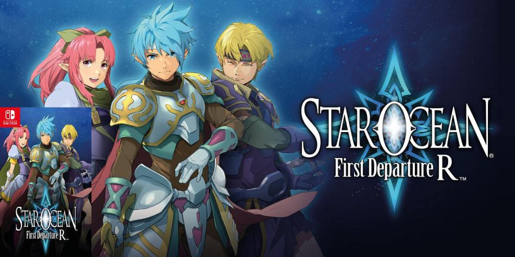 STAR OCEAN FIRST DEPARTURE R 🎮 SWITCH ROM