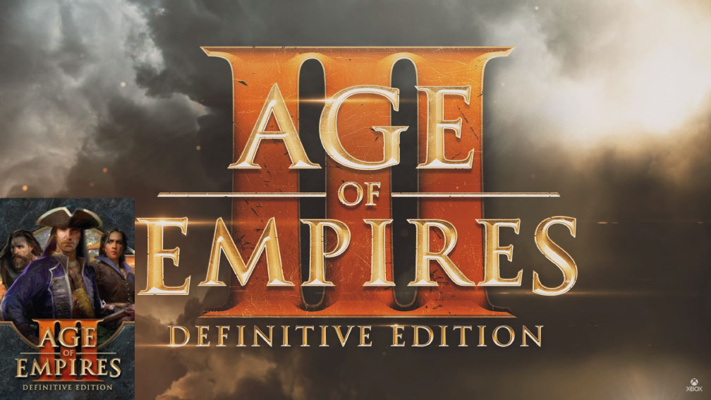 AGE OF EMPIRES 3 DEFINITIVE EDITION 2020