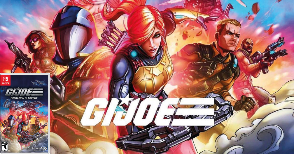 GI JOE OPERATION BLACKOUT SWITCH ROM