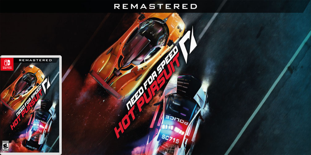 NEED FOR SPEED HOT PURSUIT REMASTERED SWITCH ROM 🎮