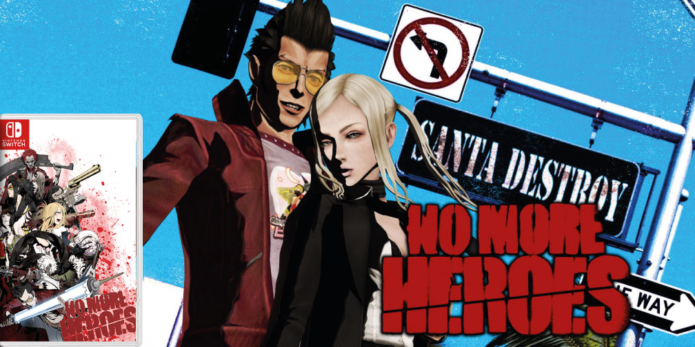 NO MORE HEROES NINTENDO SWITCH ROM 🎮