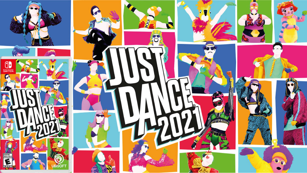 JUST DANCE 2021 SWITCH ROM 🎮