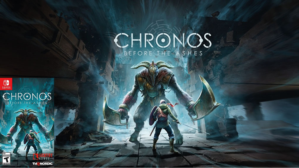 CHRONOS BEFORE THE ASHES SWITCH ROM 🎮