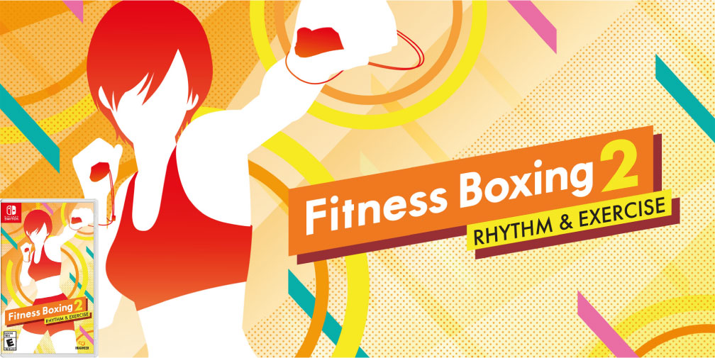 FITNESS BOXING 2: RHYTHM & EXERCISE SWITCH ROM 🎮