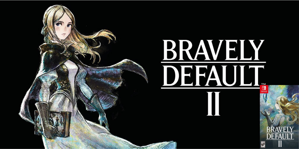 BRAVELY DEFAULT 2 SWITCH ROM 🎮