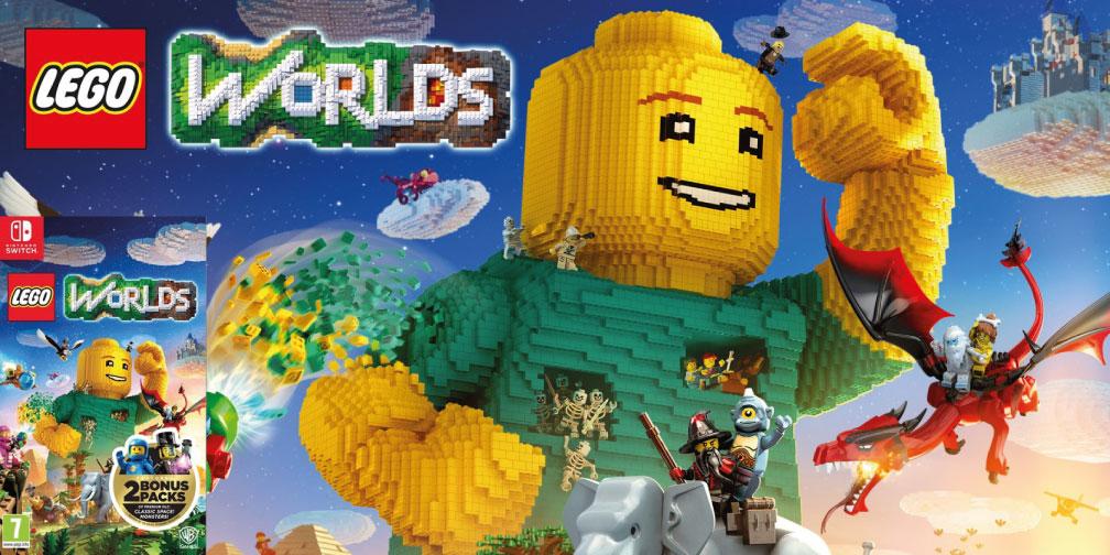 LEGO WORLDS SWITCH ROM  🎮