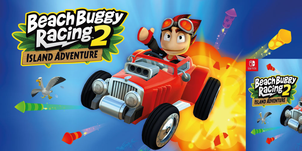 BEACH BUGGY RACING 2 SWITCH