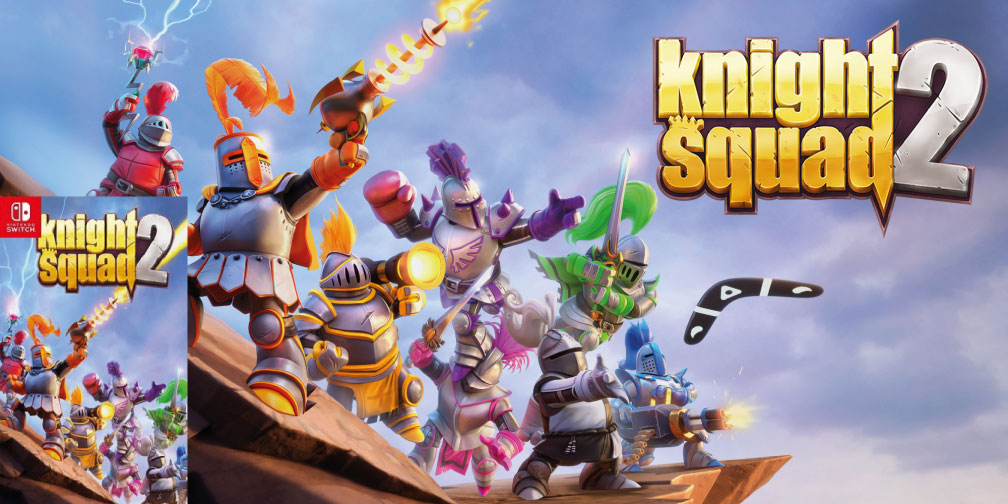 KNIGHT SQUAD 2 SWITCH