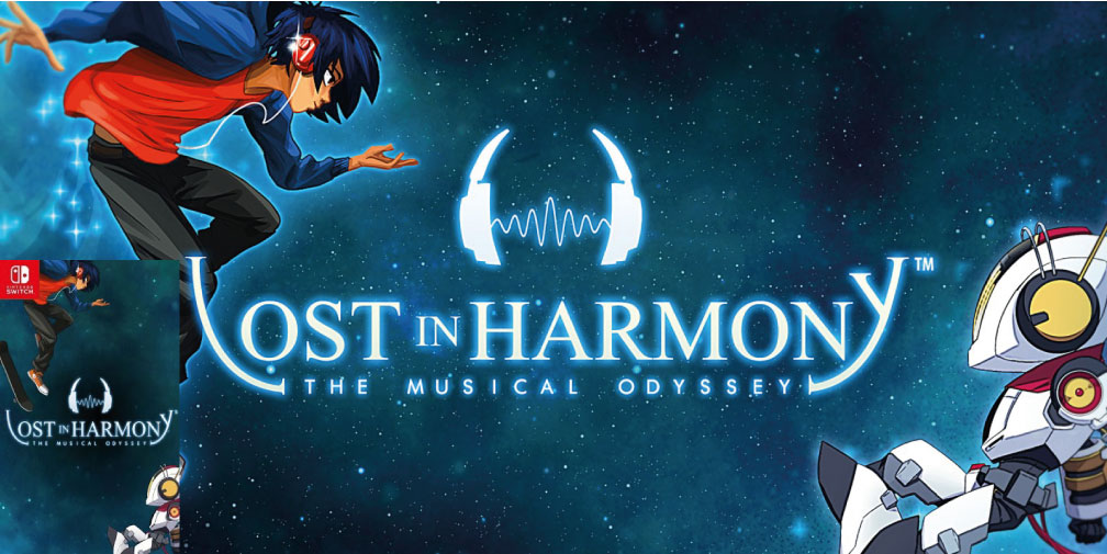 LOST IN HARMONY SWITCH