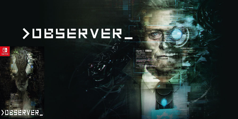 OBSERVER SWITCH ROM 🎮