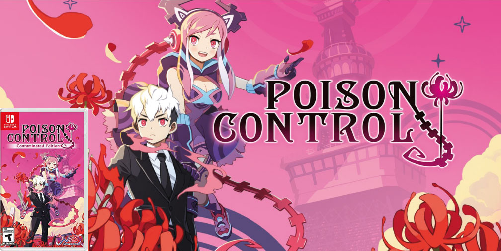 POISON CONTROL SWITCH ROM 🎮