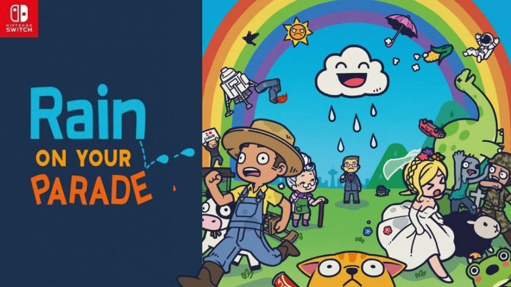 RAIN ON YOUR PARADE SWITCH ROM 🎮