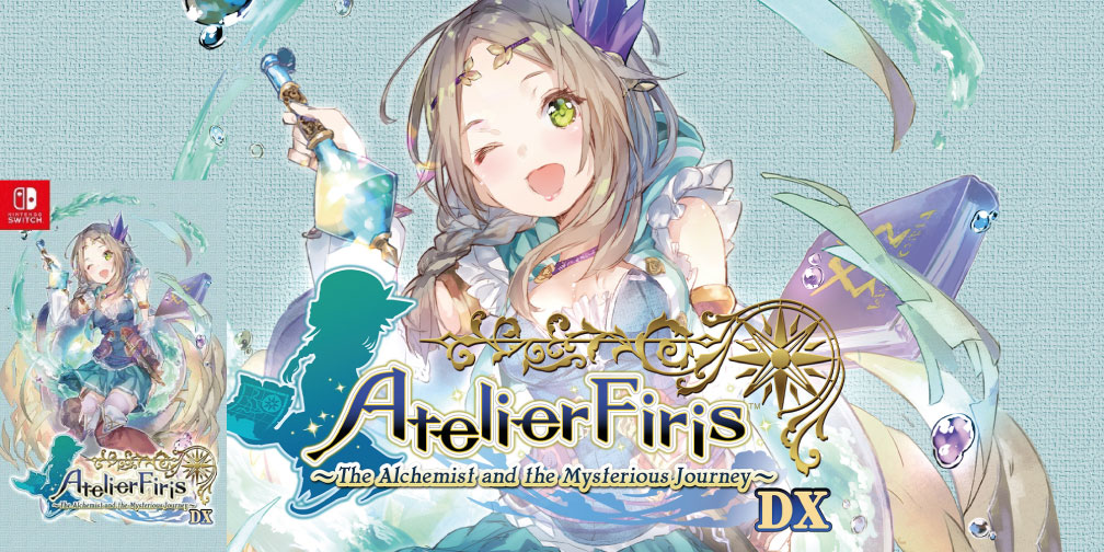 ATELIER FIRIS THE ALCHEMIST AND THE MYSTERIOUS JOURNEY SWITCH