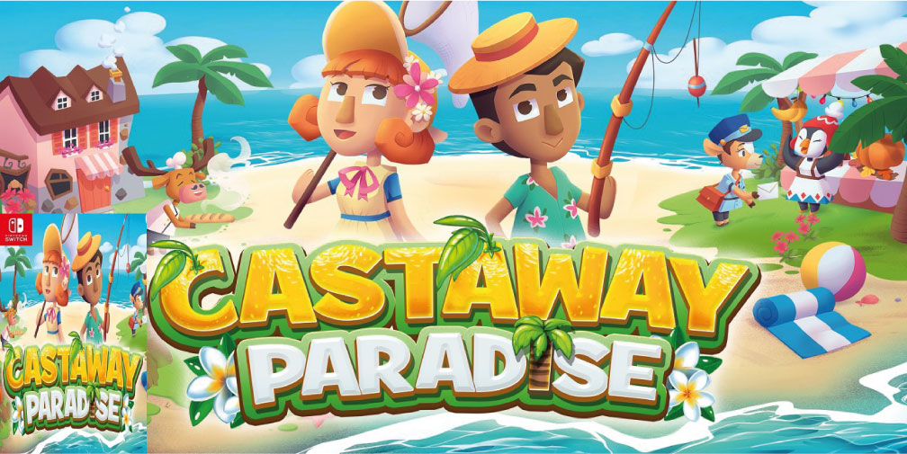 CASTAWAY PARADISE SWITCH